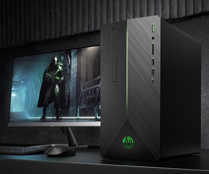 HP® Pavilion Gaming Desktop