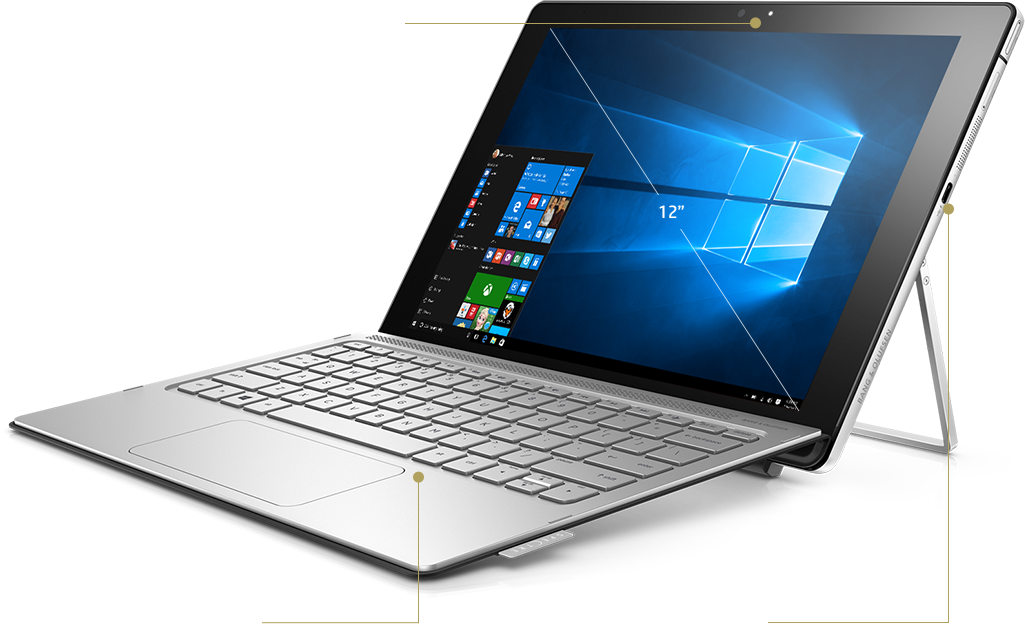 how to use hp pro x2 pen