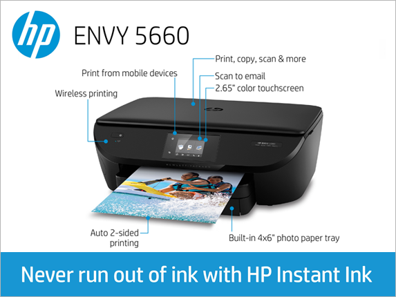 Drivers Update: HP ENVY 5660 e-All-in-One Printer Series