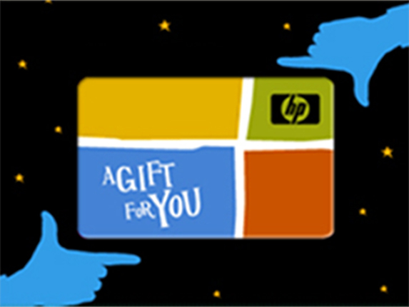 HP For You Gift Card
