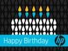 HP Birthday Cake e-Gift Card