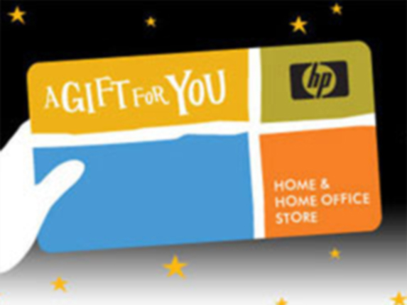 HP For You e-Gift Card