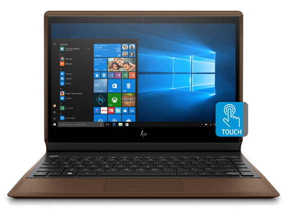HP Spectre Folio - 13-ak0015nr - Center