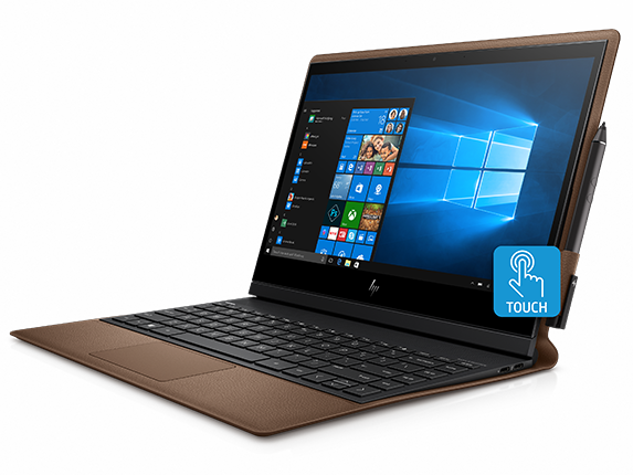 HP Spectre Folio - 13t Laptop - Left