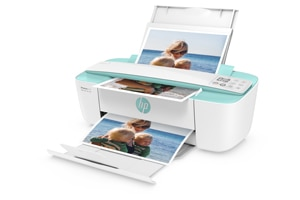 HP DeskJet 3700 Printer endorsed output paper tray