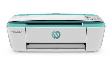 HP DeskJet 3700 Printer electric seagrass exclusively available at hp.com and Target